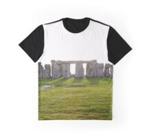 Stonehenge Light Graphic T-Shirt