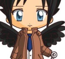 Castiel- Supernatural Chibi  Sticker