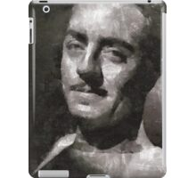 William Powell Hollywood Actor iPad Case/Skin