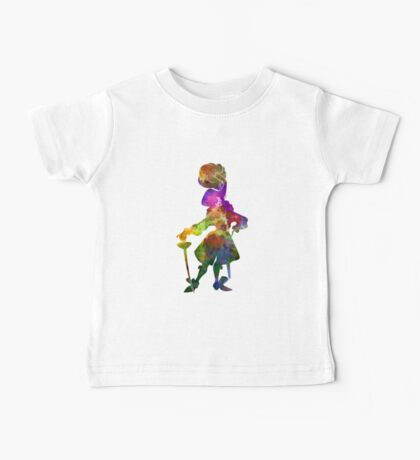 Captain Hook in watercolor Baby Tee