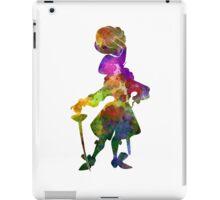 Captain Hook in watercolor iPad Case/Skin
