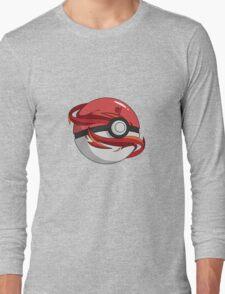 #TeamValor Pokeball Long Sleeve T-Shirt
