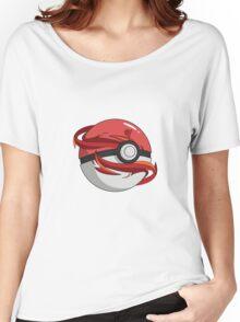 #TeamValor Pokeball Women's Relaxed Fit T-Shirt
