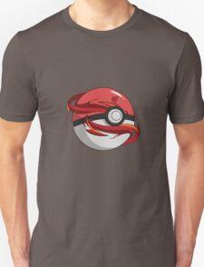 #TeamValor Pokeball Unisex T-Shirt