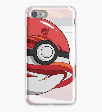 #TeamValor Pokeball iPhone Case/Skin