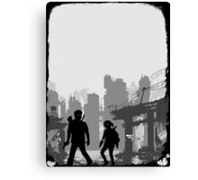The Last of Us : Limbo edition Canvas Print