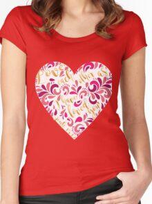 Jonh 15:12 Women's Fitted Scoop T-Shirt