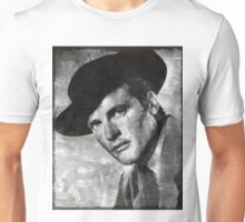 Roger Moore Hollywood Actor Unisex T-Shirt