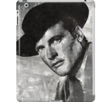Roger Moore Hollywood Actor iPad Case/Skin