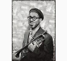 Dizzy Gillespie Vintage Jazz Musician Unisex T-Shirt