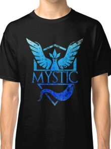 Team Msytic Trainer T-Shirt Vintage Gift Classic T-Shirt