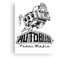 Autobus Metal Print