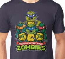 Teenage Mutant Ninja Zombies Unisex T-Shirt