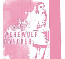 Werewolf Handler Photographic Print