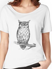 Wise Owl Women's Relaxed Fit T-Shirt