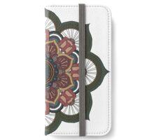 Mandala Motocross iPhone Wallet/Case/Skin