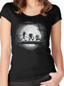 Gaming Matata Women's Fitted Scoop T-Shirt