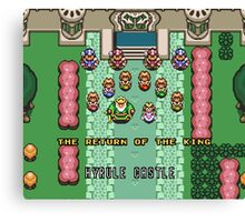 LTTP - The Return of the King Canvas Print