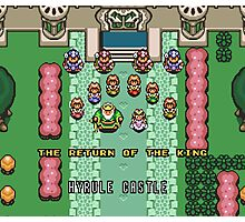 LTTP - The Return of the King Photographic Print