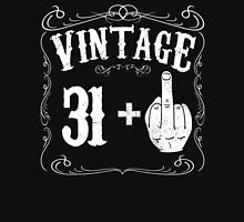 Vintage middle finger salute 32nd birthday gift funny 32 birthday 1984 Unisex T-Shirt