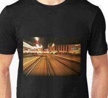 Speedy Night Stripes Unisex T-Shirt