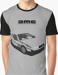 DMC Graphic T-Shirt