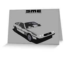 DMC Greeting Card