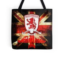 Middlesbrough Premier League 2016 Tote Bag