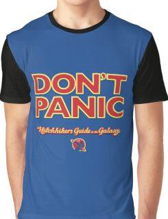 The Hitchhiker's Guide to the Galaxy Graphic T-Shirt