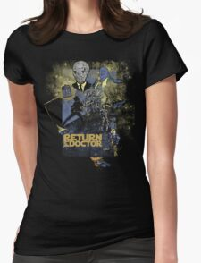 TIME LORD: Return of the Doctor Womens Fitted T-Shirt