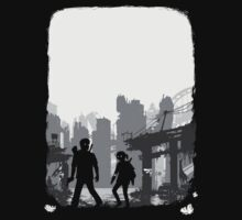 The Last of Us : Limbo edition Baby Tee