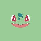 Bolbasaur by capdeville13