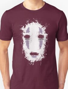 Ink No Face Unisex T-Shirt