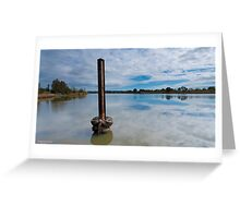 Beautiful Manning Waters 6677 Greeting Card