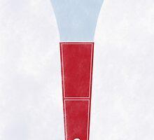 Fargo Ice Scraper by YoPedro