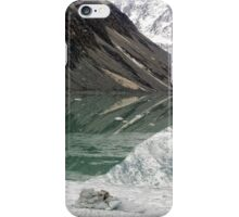 Hooker Lake Reflections iPhone Case/Skin