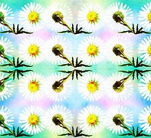 DAISY PATTERN by Tammera