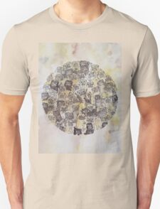 A day in a pug's life Unisex T-Shirt