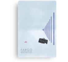 Fargo Ransom Money Canvas Print
