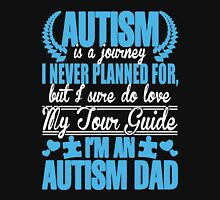 Father - I Sure Do Love My Jour Guide I'm An Autism Dad T-shirts Unisex T-Shirt