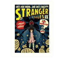 Stranger Tales Art Print
