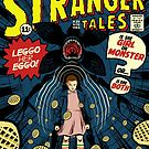 Stranger Tales by butcherbilly