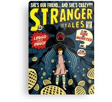 Stranger Tales Metal Print
