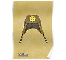 Fargo Sheriff Marge Gunderson Poster