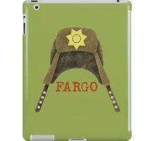 Fargo Sheriff Marge Gunderson iPad Case/Skin