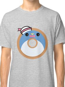 Tuxedo Sam Donut Classic T-Shirt