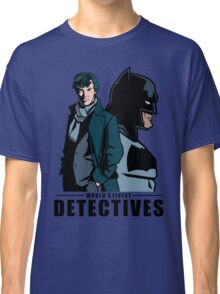 World's Finest Detectives Classic T-Shirt