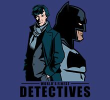 World's Finest Detectives Unisex T-Shirt