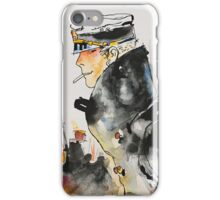 Corto Maltese iPhone Case/Skin