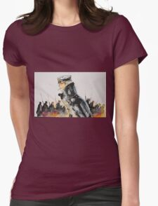 Corto Maltese Womens Fitted T-Shirt